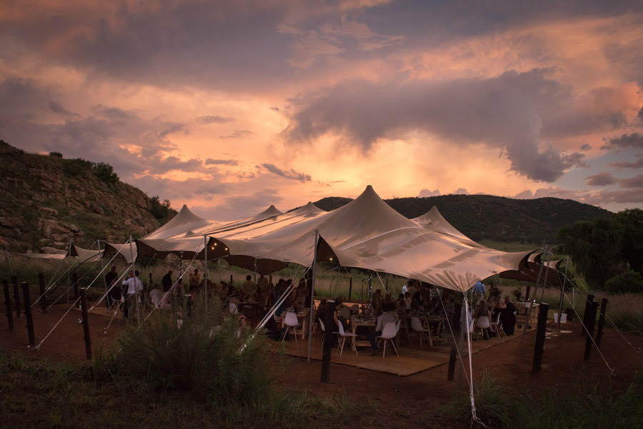 Gallery & Sahara Tents |